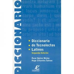 Diccionario de Tecnolectos latinos