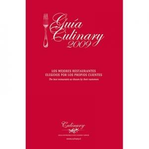 Guia Culinary 2009