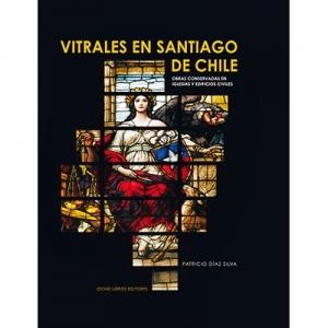 Vitrales en Santiago de Chile (r�stico)