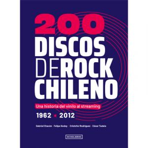 200 Discos de Rock Chileno