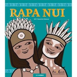 Rapa Nui pinta y recuerda