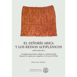 El señorío Arica y los reinos altiplánicos