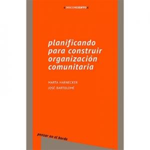 Planificando para construir organizaci�n comunitaria