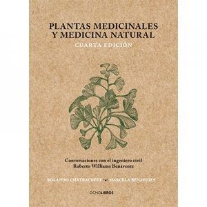 Plantas medicinales y medicina natural (4° edición)