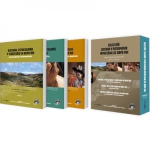 Colecci�n patrimonio inmaterial de Rapa Nui