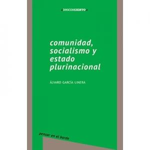 Comunidad socialismo y Estado plurinacional