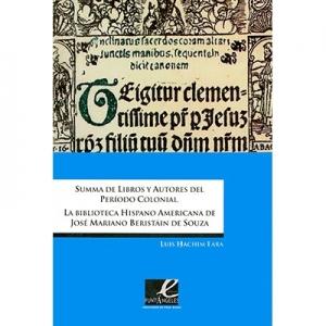 Summa de libros y autores del per�odo colonial