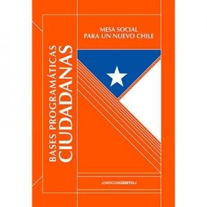 Mesa social para un nuevo Chile