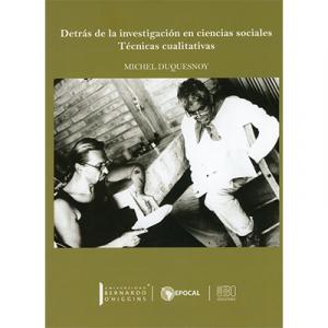 Detrás de la investigación en ciencias sociales Técnicas cualitativas